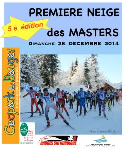 règlement course ski 2014 -