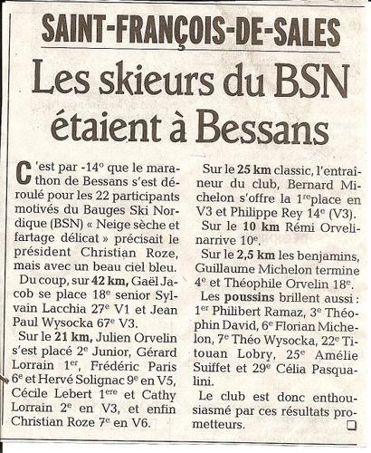 Bessans--2009