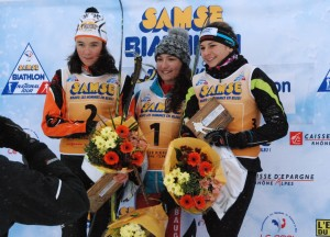 podium sprint clothilde