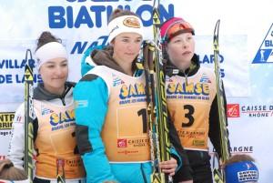 clotilde 2eme biathlon 2