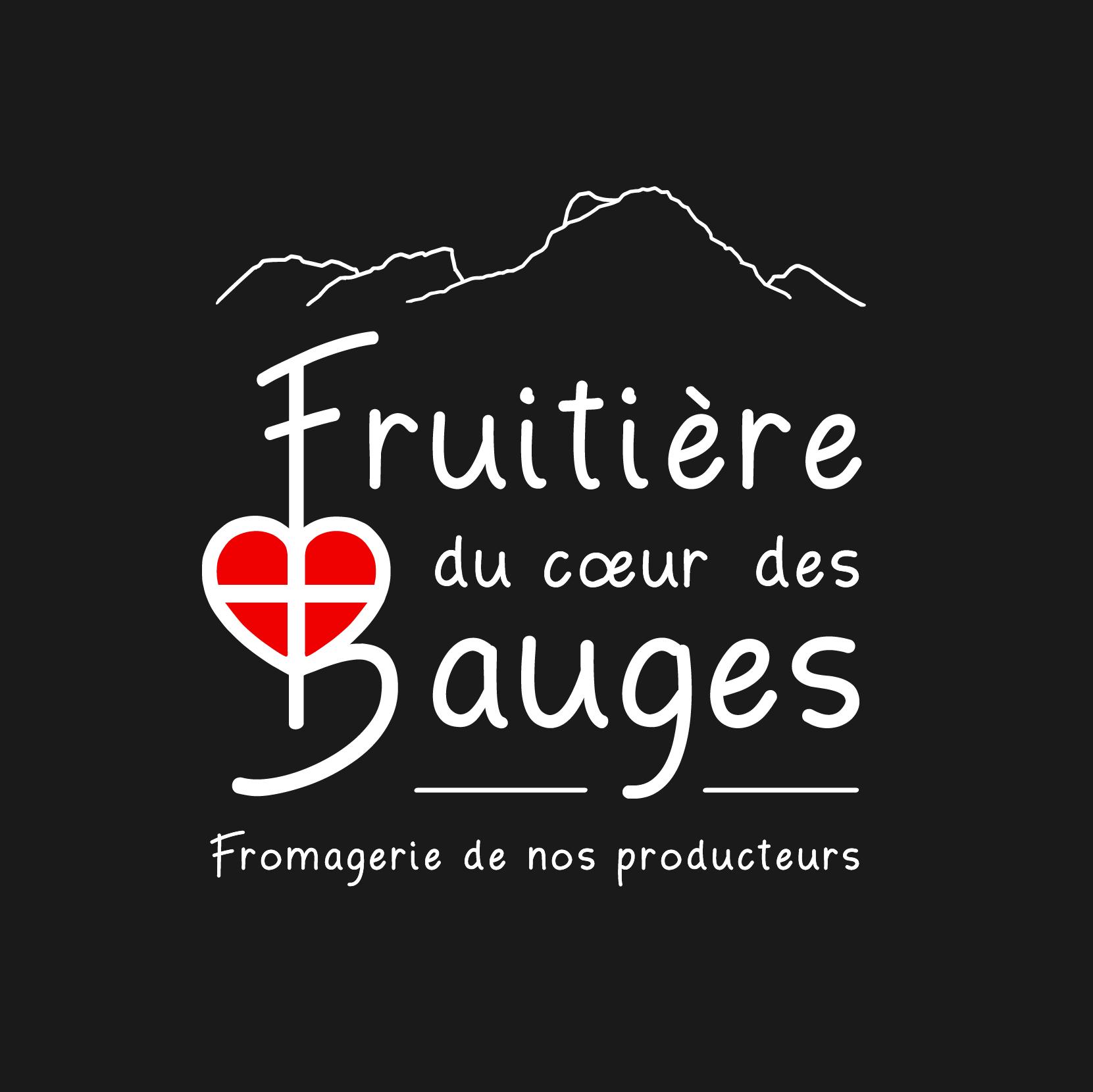 LOGO FRUITIERE CŒUR DES BAUGES