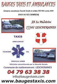 Bauges Taxi et Ambulance