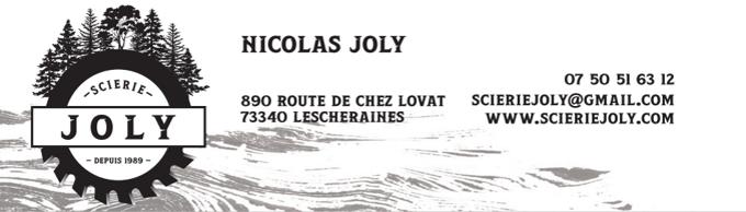 Scierie JOLY